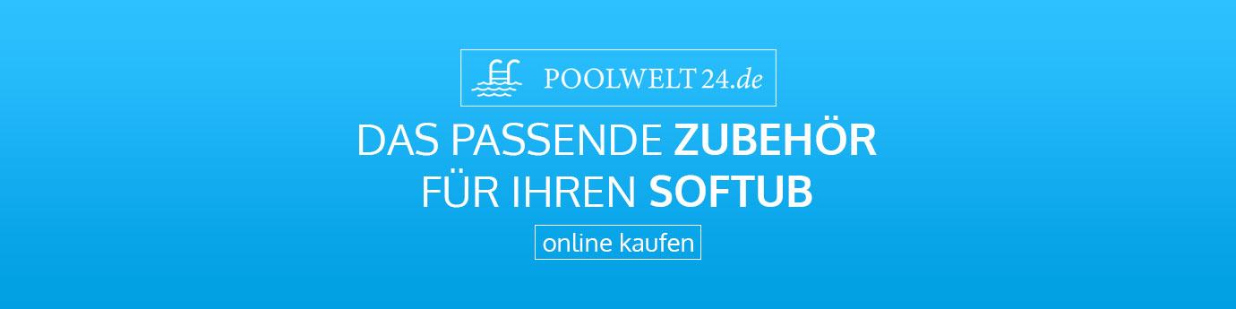 Das passende Zubehör für Ihren Softub auf Poolwelt24.de